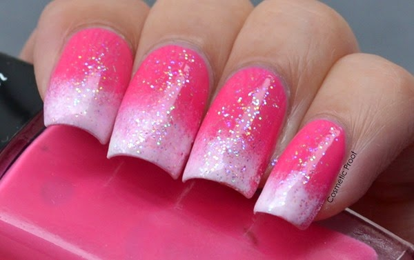 Sally Hansen Pink Coconut Gradient (2)