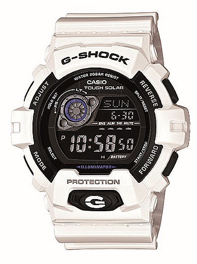CASIO G-SHOCK LAUNCHES GR8900A
