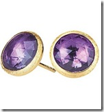 Marco Bicego Amethyst Earrings
