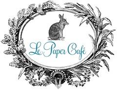 Le Paper Cafe Logo