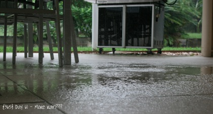 Day061 Raining  again