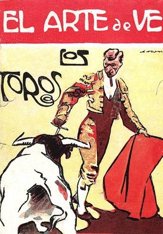 1920¿ (ca.) El arte de ver los toros Uno al Sesgo