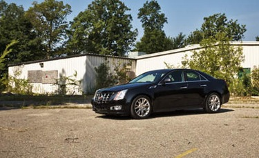 2012 Cadillac CTS 3.6 Short Take Road Test