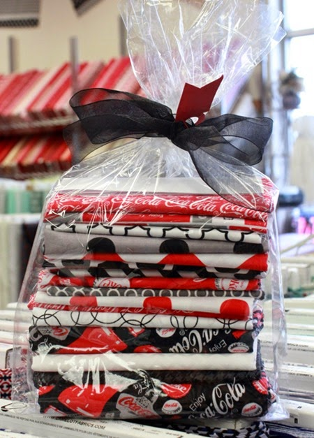 Coke quilt kit