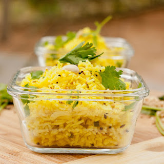 Indian Lemon Rice With Peanuts Recipes
