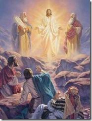 Tranfiguracao de Jesus