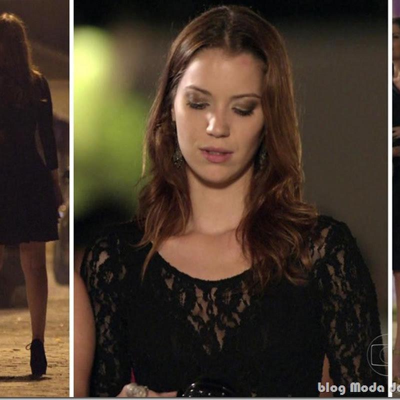 Primeiros looks de Débora, Noêmia e Verônica na novela Avenida Brasil
