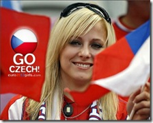 cehia-super fan-euro 2012