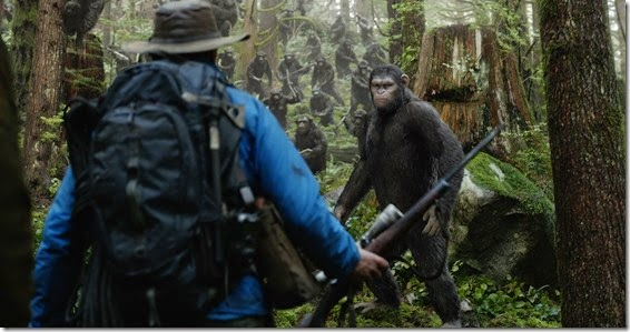 Clarke-and-Serkis-faceoff-in-DAWN-OF-THE-PLANET-OF-THE-APES