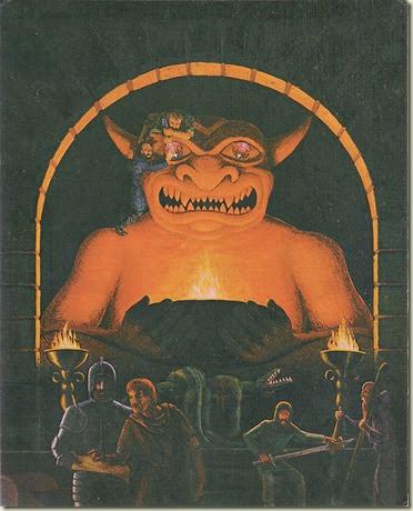 AD&D original - David Trampier
