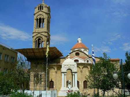 Photos of Nicosia: church in Nicosia