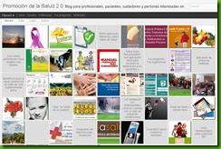 Promoción de la Salud 2.0 nueva interface