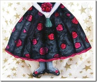 Skelton Girl skirt