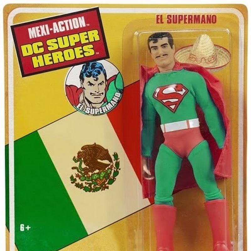 Superhéroe Mexicano