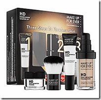 Makeup for Ever HD Complexion Starter Kit