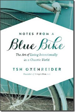Tales from a blue bike