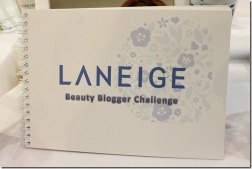 Priscilla Laneige Beautiful Blogger Challenge 7