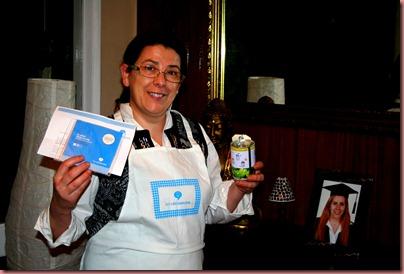 Mami con los regalos de Fansdelacocina.com