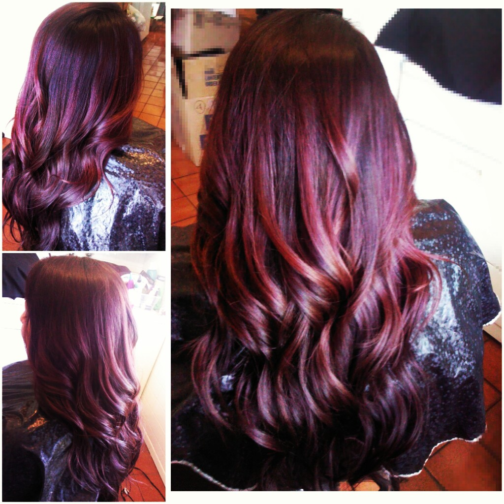 Healthy Hair Is Beautiful Hair Red Auburn Haircolor