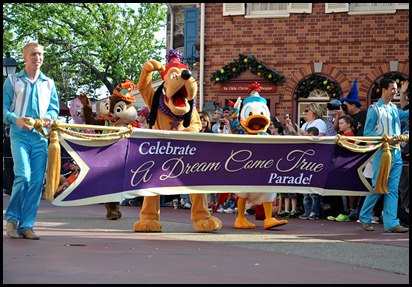 23a - Dream Come True Parade