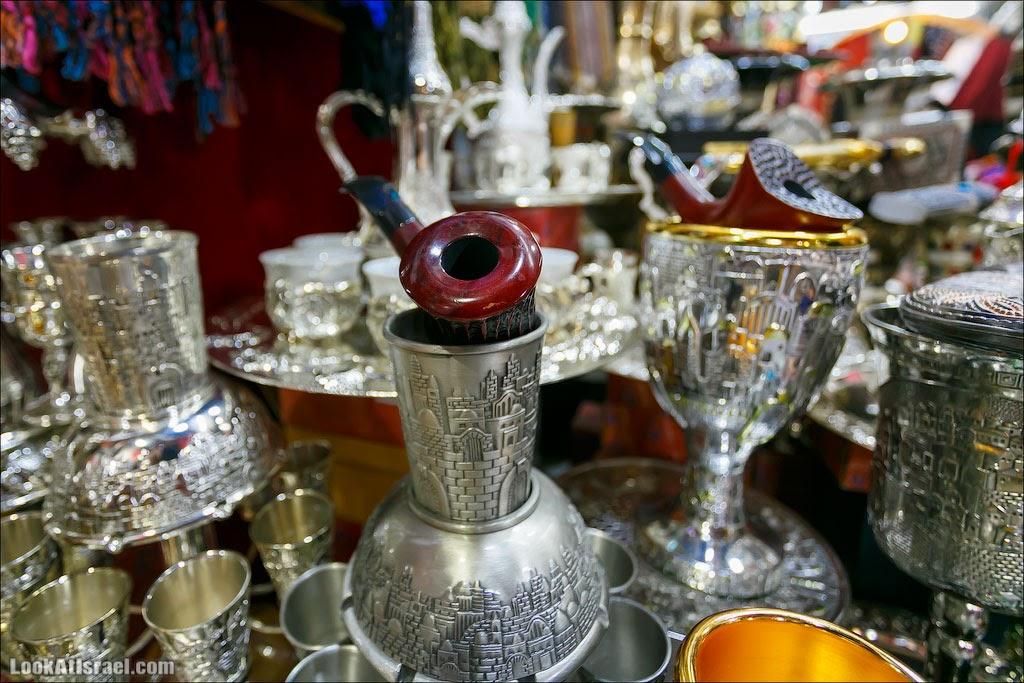 LookAtIsrael.com: Арабский рынок Иерусалима (israel путешествия иерусалим и интересно и полезно )