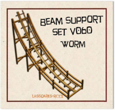 Beam Support Set v060 (Worm) lassoares-rct3