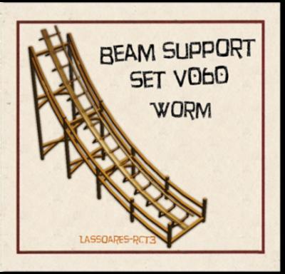 Beam Support Set v060 (Worm) lassoares-rct3