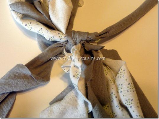 no sew ruffle scarf 13