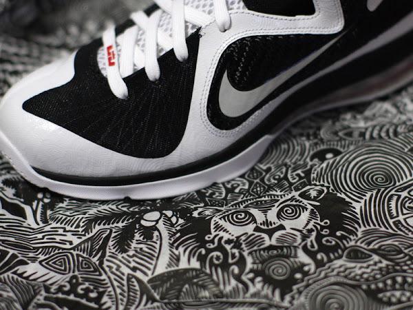 Nike LeBron 9 8220Freegums8221 Shot in Natural Surroundings