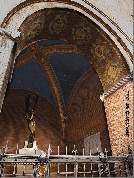 Torre della Vittoria ( interno ), Ferrara, Emilia Romagna, Italia - Tower of Victory (inside), Ferrara, Emilia Romagna, Italy - Property and Copyrights of www.fedetails.net