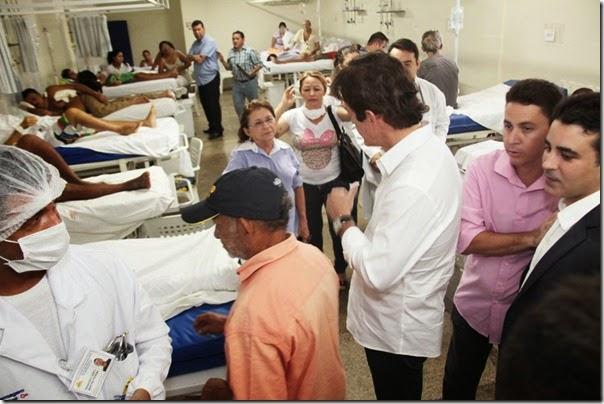 Visita ao Hospital Tarcisio Maia fot Ivanizio Ramos8