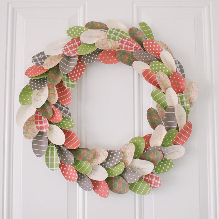Thanksgiving Printable, Thankful Wreath, Thankful Tree, Free Thanksgiving Printable