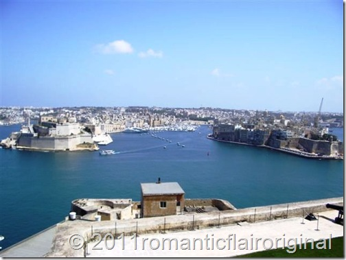 VALETTA UPPER BARRAKA THE THREE CITIES