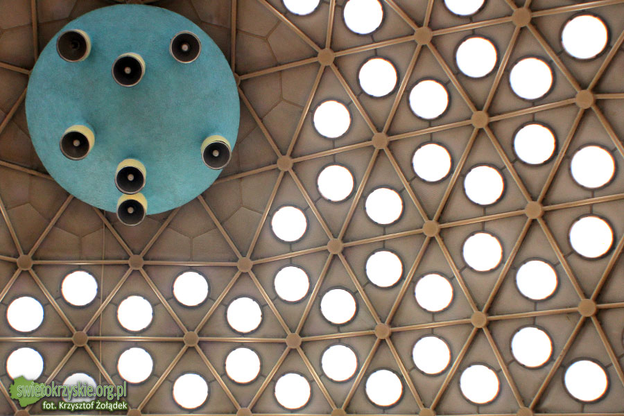 Kosmiczny dach dworca PKS Kielce