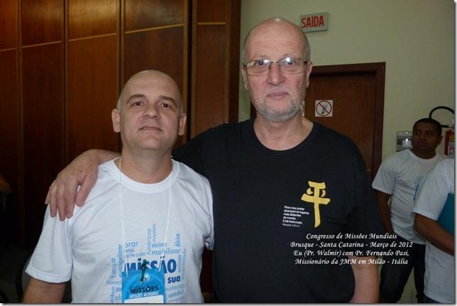 Congresso de Missões Mundiais - Brusque 2012 036