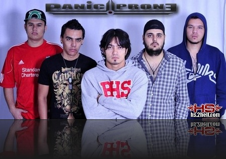 Panic Prone_band