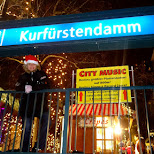 Jose at the Kurfurstendamm in Berlin, Berlin, Germany