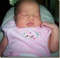 MaryAnn 5 days old