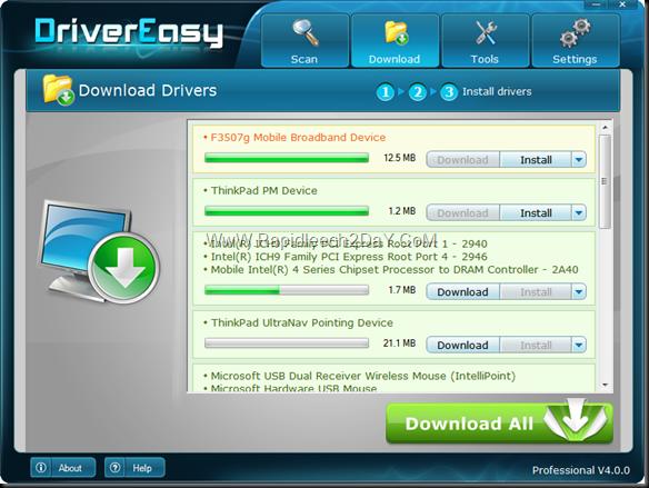 DownloadDriver