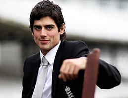 Alastair Cook a.k.a. Chef