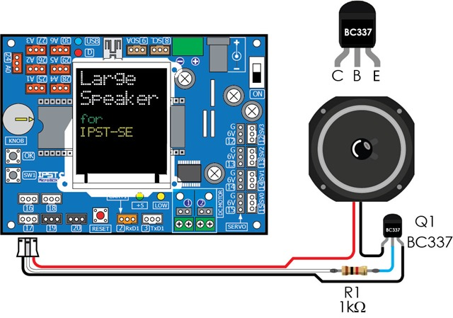 Large-Speaker-Circuit