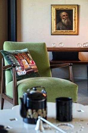 Diseño-de-silla-verde