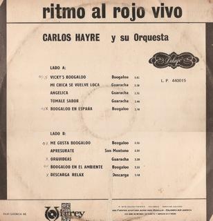 Carlos Hayre