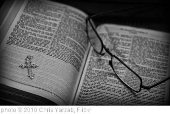 'Bible believing Christ-centered Worldview' photo (c) 2010, Chris Yarzab - license: http://creativecommons.org/licenses/by/2.0/