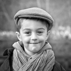 That Boy by Neil Nicklin - Babies & Children Child Portraits ( portraiture, child, child portrait, boy, portrait, kid, lad,  )