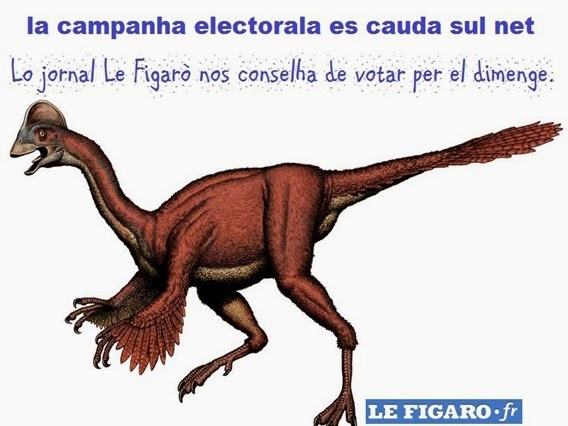 eleccions municipalas 2014 Le Figarò