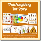 thanksgiving pack