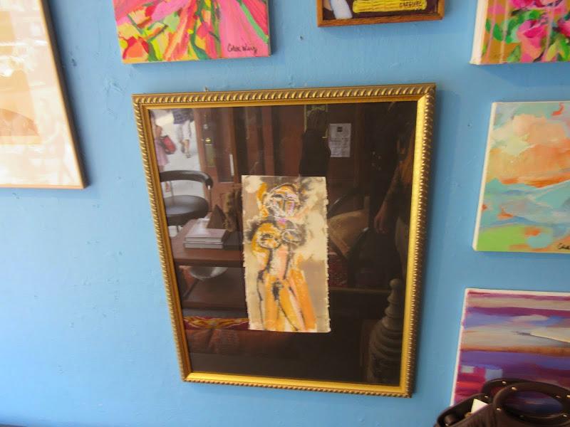 Ali Painting 1