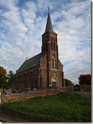 Klein-Gelmen, Klein-Gelmenstraat 1: parochiekerk O.L.V.-Boodschap