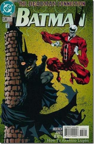 2011-10-03 - Batman - El contacto Deadman